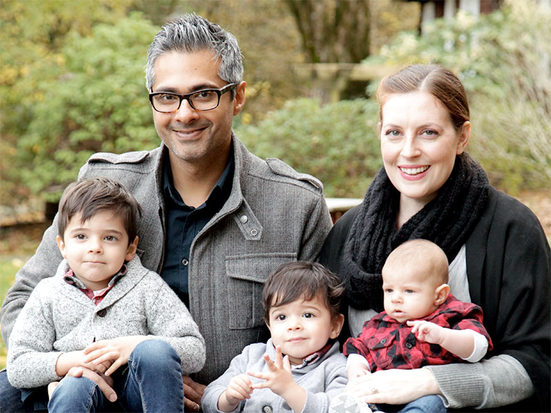 Omer Mahmood | Vancouver, Surrey, Langley financial strategist